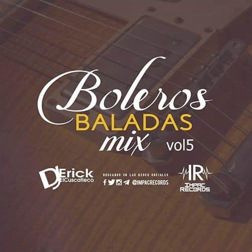 Boleros Baladas Mixes - Impac Records Boleros Baladas Mixes 45