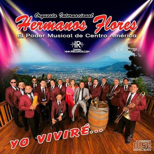Boleros Baladas Mixes - Impac Records Boleros Baladas Mixes Orquesta Hermanos Flores yo viviera Impac Records