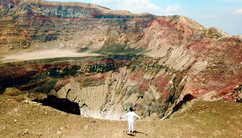 Volcán Lamatepec o de Santa Ana, El Salvador. Bendita Tierra.