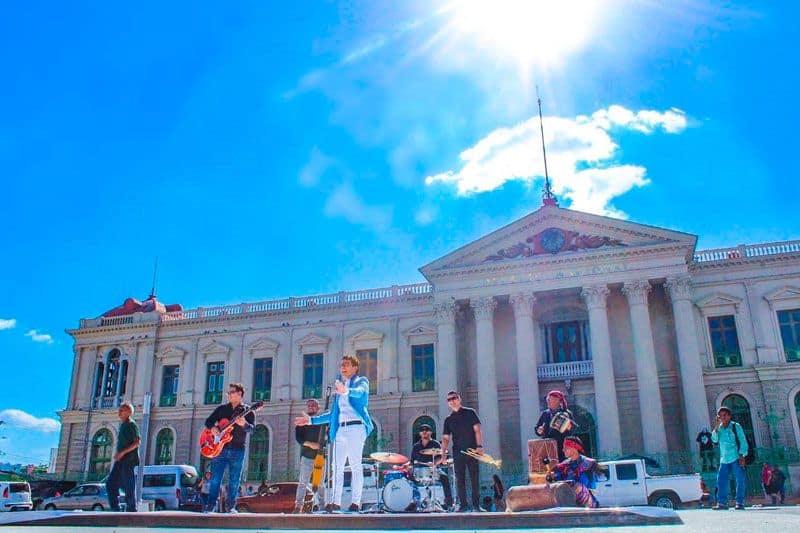 Plaza Gerardo Barrios, San Salvador. El Salvador